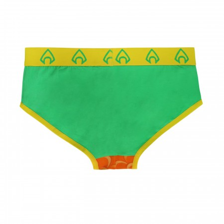 Aquaman Symbol Men's Underwear Fashion Briefs