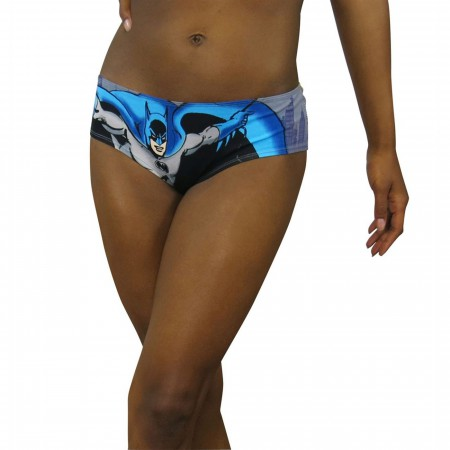 Batman Flying Rays Women's Panty