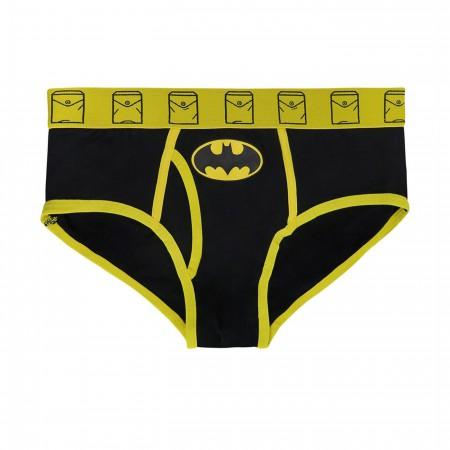 Batman Symbol Men's Underwear Fashion Briefs