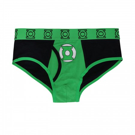 Green Lantern Symbol Men's Underwear Fashion Briefs