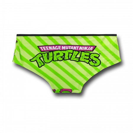 TMNT Stripey Group Women's Panty