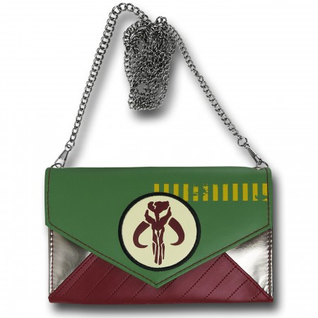 Star Wars Boba Fett Envelope Wallet
