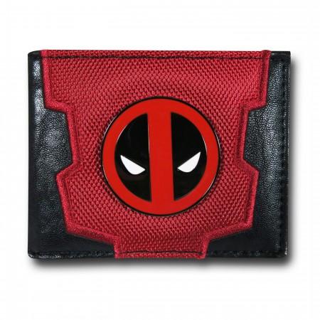 Deadpool Suit-Up Men's Bi-Fold Wallet