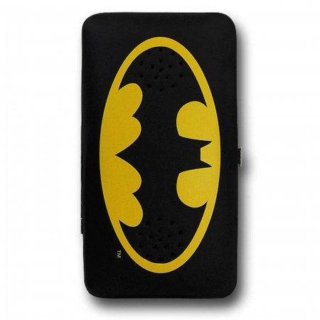 Batman Symbol Ladies Wallet w/Speaker