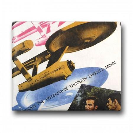 Star Trek Issue #4 Tyvek Mighty Wallet