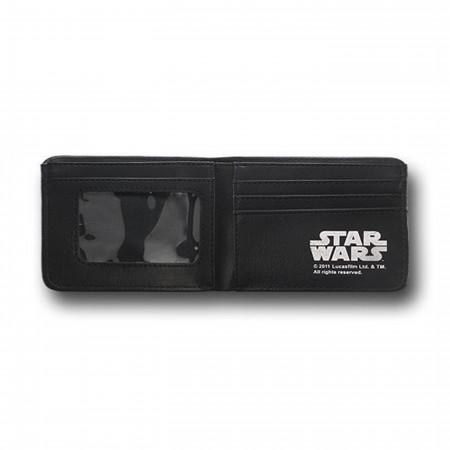 Star Wars Logo PVC Wallet