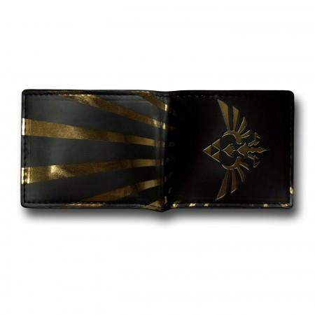 Legend of Zelda Burst Bi-Fold Wallet