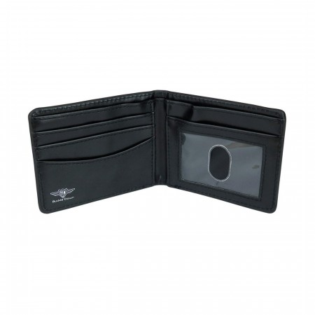Punisher Logo and Symbols Bi-Fold Wallet
