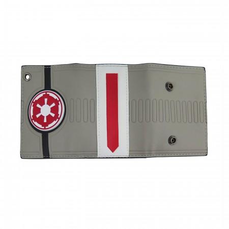 Star Wars AT-AT Pilot Chain Wallet