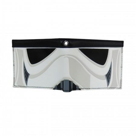 Star Wars Stormtrooper Bi-Fold Wallet