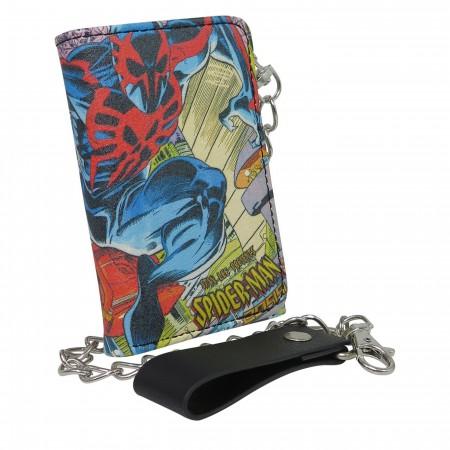 Spider-Man 2099 Chain Wallet