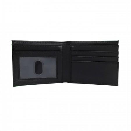 Iron Fist Symbol of Victory Men's Bi-Fold Wallet