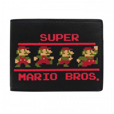 Nintendo Super Mario Bros. Bi-Fold Wallet