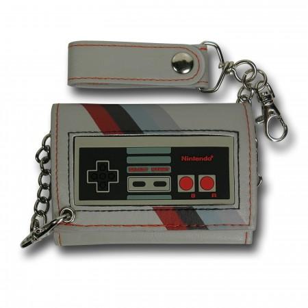 Nintendo Controller Chain Wallet