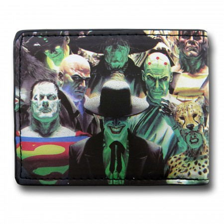 Alex Ross Justice Bi-Fold Wallet