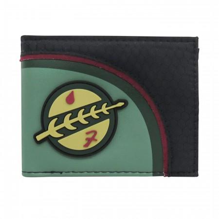 Boba Fett Clan Symbol Bi-Fold Wallet