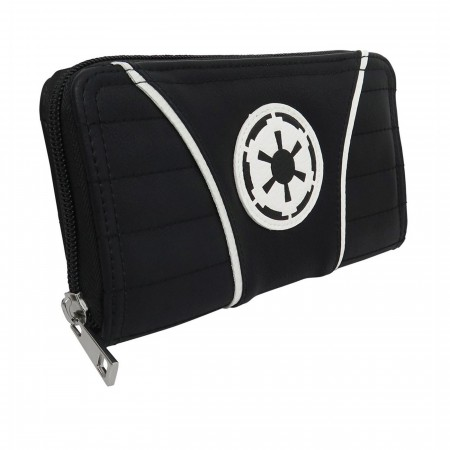 Star Wars Imperial Crest Women's Zipper Wallet