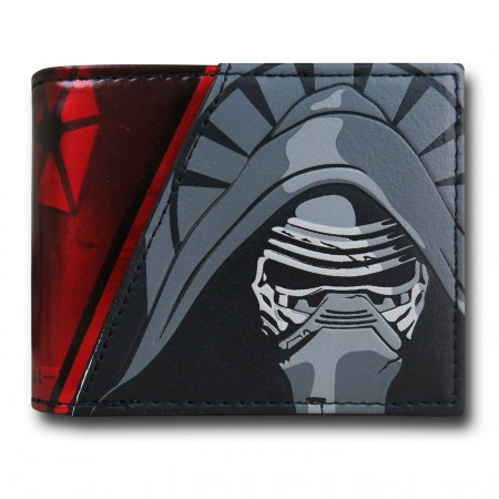 Star Wars The Force Awakens Kylo Ren Wallet