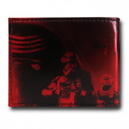 Star Wars The Force Awakens Kylo Ren Wallet