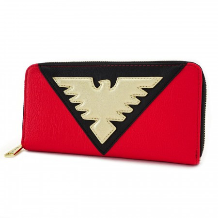X-Men Dark Phoenix Zip Around Wallet