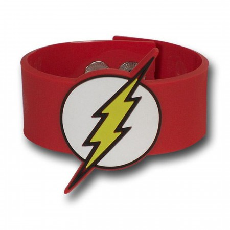 Flash Molded PVC Wristband