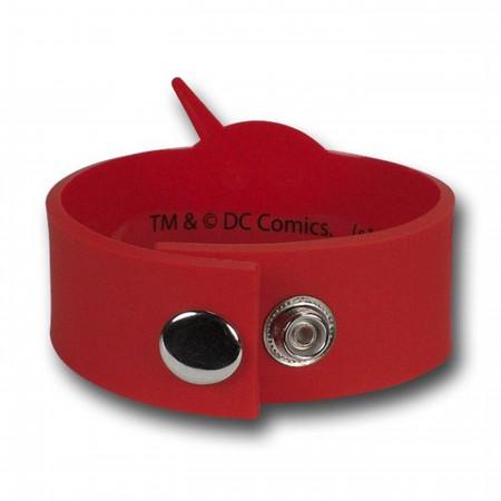 Flash Molded PVC Wristband