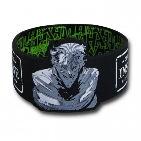 Joker Straightjacket Wristband