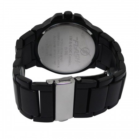 Flash Star Labs Logo Watch with Metal Band