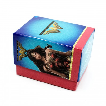 Wonder Woman You Are Stronger Pendant Watch