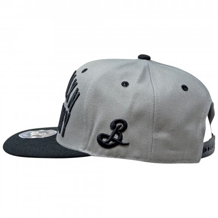Brooklyn Brewery Spell Out Snapback Hat
