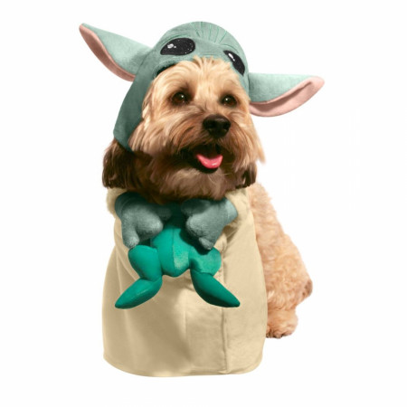Star Wars The Mandalorian The Child Dog Costume
