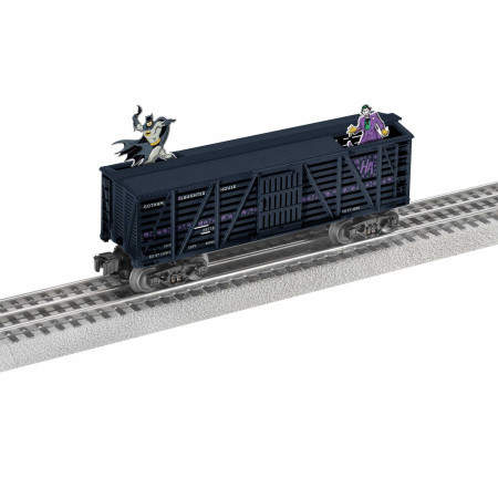 Batman vs. The Joker Duel Lionel Train Car