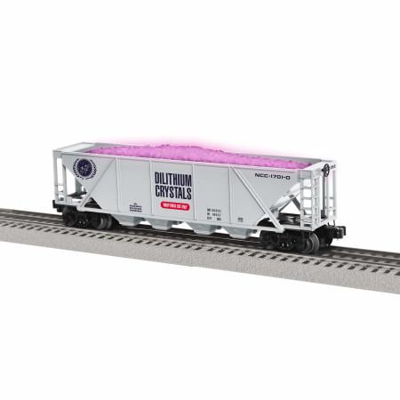 Star Trek Dilithium Crystals Hopper with Illumination Train Car
