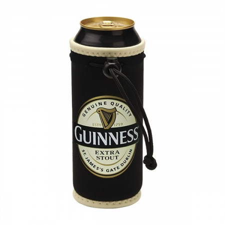 Guinness Extra Stout Label Drink Cooler