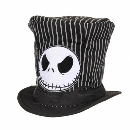 Disney Nightmare Before Christmas Jack Plush Top Hat