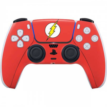 The Flash Emblem PS5 Controller Skin