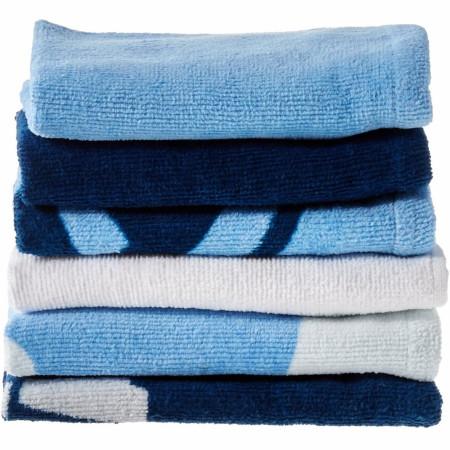 Star Wars Classic Saga 6-Piece Wash Cloth Set