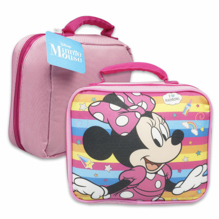 Minnie Mouse Disney Soft Lunch Box Bag