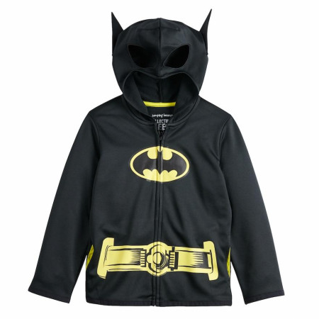 Batman Costume Dress Up Boys Hoodie