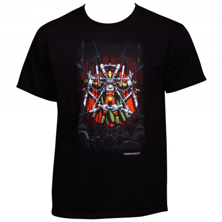 DC Comics Mister Miracle Live T-Shirt