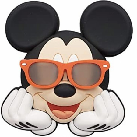 Disney Mickey Mouse Summertime Soft Touch PVC Magnet