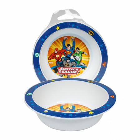 Justice League NUK Toddler & Infant Bowl