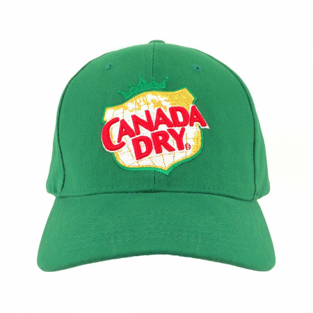 Canada Dry Logo Adjustable Hat