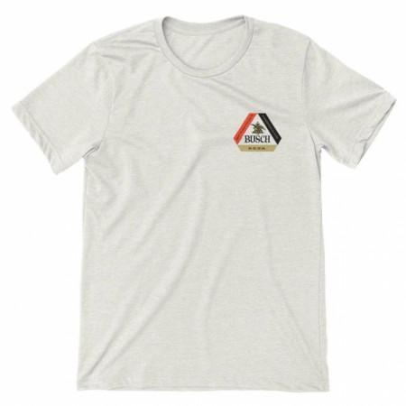 Busch Tab Top Retro Logo Canned T-Shirt