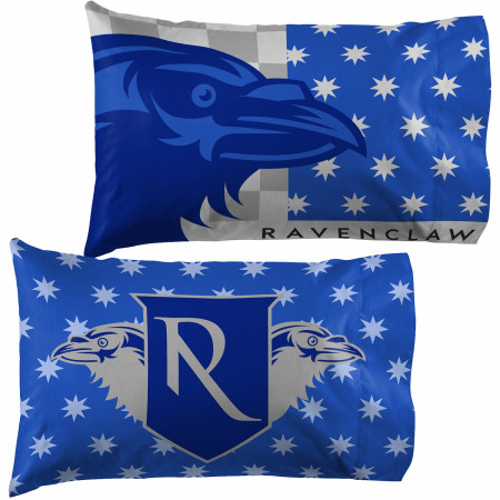 Harry Potter Ravenclaw Pride Single Reversible Pillowcase