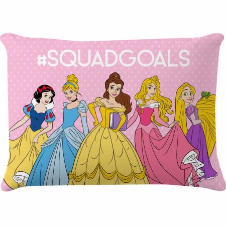 Disney Princess Rainbow Decorative Pillow