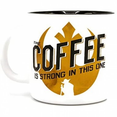 Star Wars The Coffee is Strong in This One 20 Ounce Mug