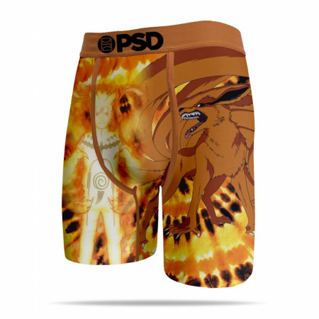 Naruto 9Tails Men's PSD Boxer Briefs