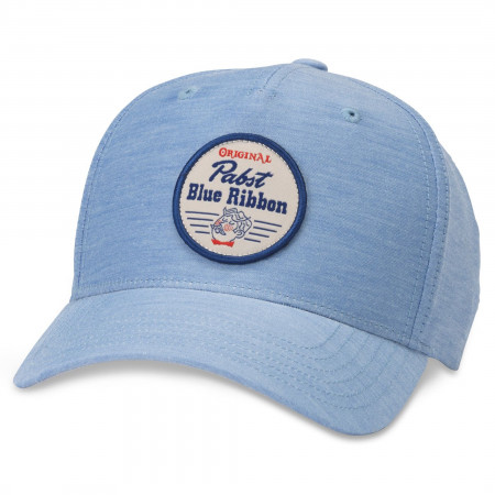 Pabst Blue Ribbon Original Patch Adjustable Hat