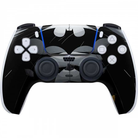 Batman Chest PS5 Controller Skin
